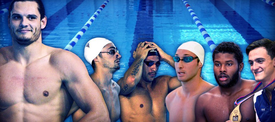 la natation française