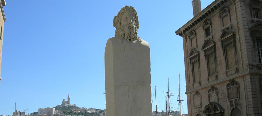Pytheas à Marseille