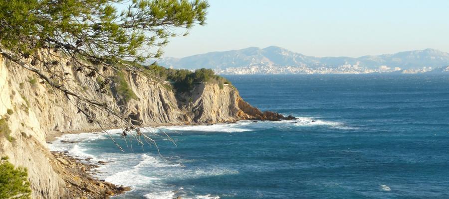 Martigues à Marseille