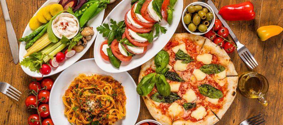 Restaurant italien à Marseille